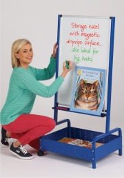 Write On Junior Big Book Storage Easel